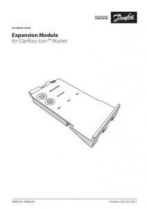 2. Expansion Module 14197 000 00 Manual Ins Exp Danfoss Low Res Pdf 722x1024