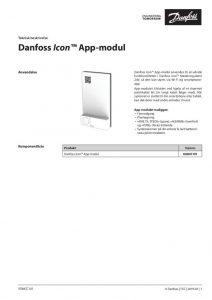 7. Danfoss Icon App Module Data Sheet VDMCC101 Da 000101 Pdf 724x1024