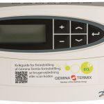 Automatik Danfoss ECL 110 vejrkompensering
