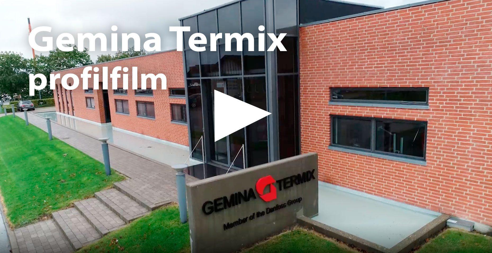 Gemina Termix profilfilm